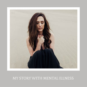 my story with mental illness