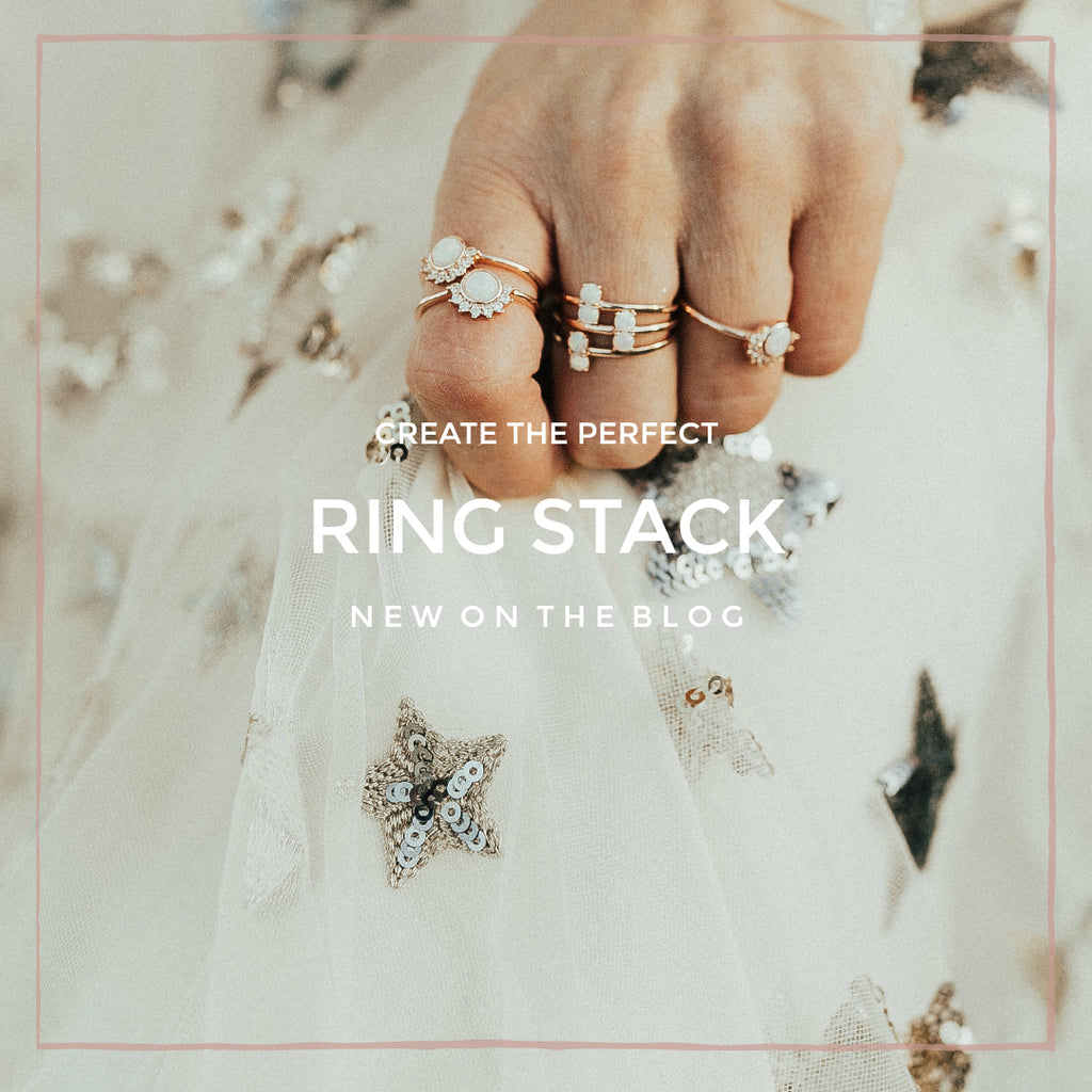 How to Create the Perfect Ring Stack