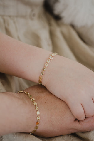 Mommy and Me Alex Bracelets