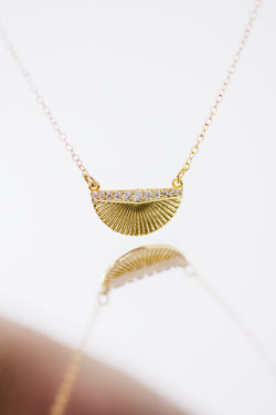 New Dawn Art Deco Necklace