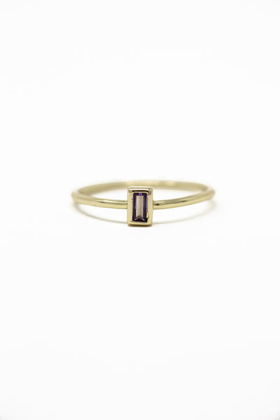 June Birthstone Ring | Alexandrite