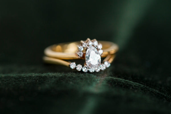 The Diana Ring Set - BORCIK