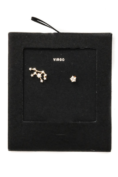 Zodiac Earring Set - Choose your sign