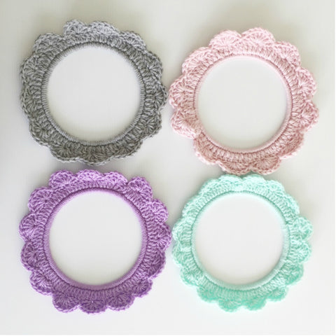Crochet Frame - Small
