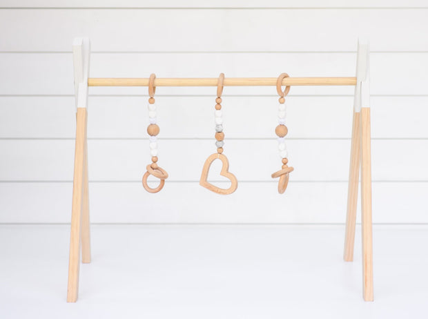 LUXE BEECHWOOD PLAY GYM