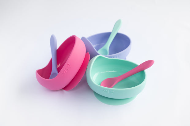 SOLD OUT FUN Limited Edition SILICONE BOWLS