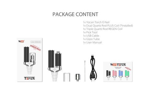 Yocan Torch In Box