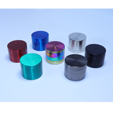 WPS Herb Grinder - 50mm 4 Part