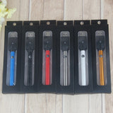 280mah Slim 510 Thread Push Button Battery with USB Charger