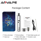 AOVape Dima VV Triple Coil Wax Vape Pen Kit