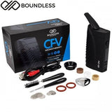 Boundless CFV Portable Wax/Dry Herb/Thick Oil Vaporizer