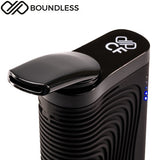 Boundless CF Portable Wax/Dry Herb/Thick Oil Vaporizer