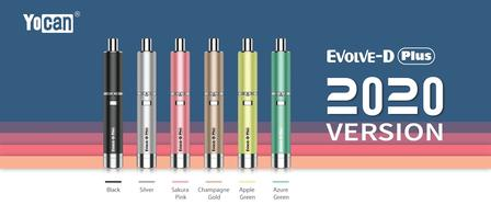 Wax Pen Sales Yocan Evolve D Plus New 2020 Edition