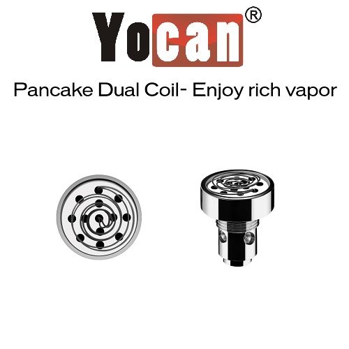 Yocan Evolve-D Dry Herb Vape Pen Replacement Coil