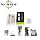 FocusVape Pro Premium Dry Herb Vaporizer with Water Bubbler