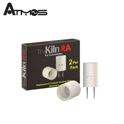 Atmos Kiln RA Replacement Atomizer 2 Pack