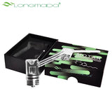Longmada Motar Quartz Crucible Wax Atomizer