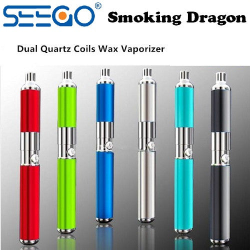 Seego Smoking Dragon DHQ Plus Wax Vape Pen Kit