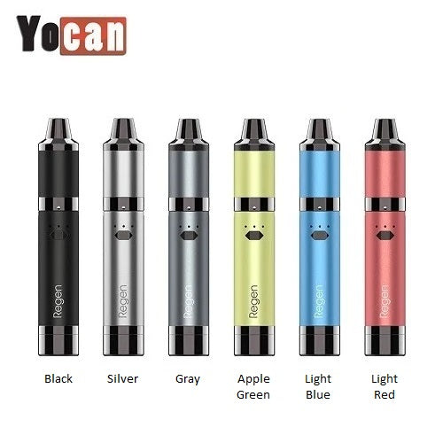 Yocan Regen Variable Voltage Wax Pen Kit