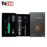 The One Nectar Collector and Wax Vape Kit by Yocan