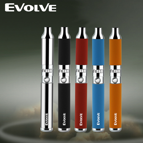 Yocan Evolve Quartz Dual Coil Wax Vape Pen Kit