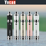 Yocan Evolve Plus XL QUAD Quartz Coil Wax Vape Pen Kit