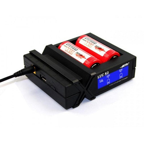 Efest LUC S2 LCD Universal Lithium Battery Charger