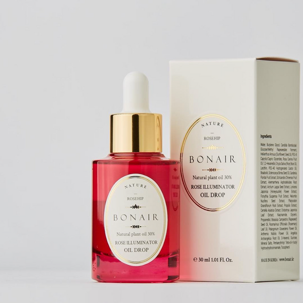 Bonair Rose Illuminator Oil Drop
