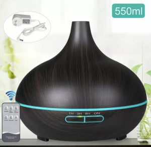 Open image in slideshow, Aromatherapy Diffuser Dark brown - Trickstar & CoDiffuserDiffusers