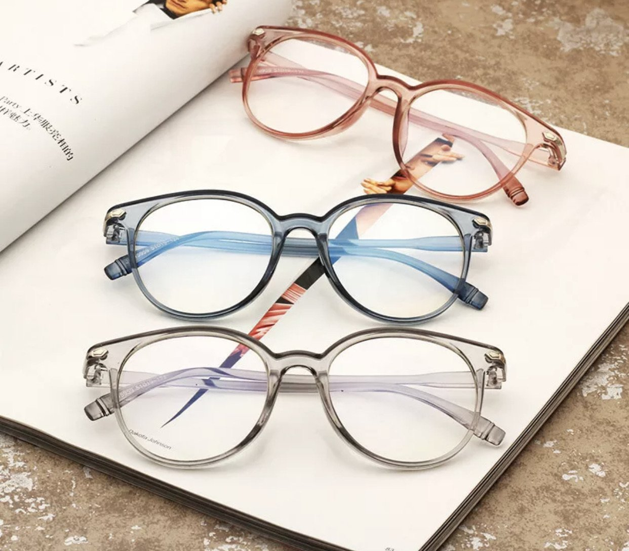 Bluelight Glasses - Trickstar & CoTrickstarAccessories