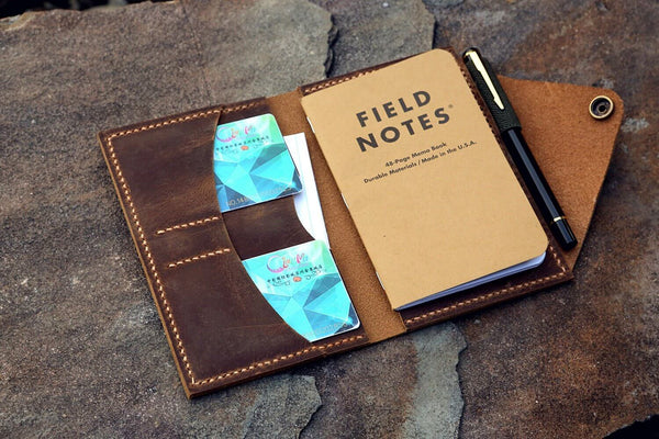 Field notes cover