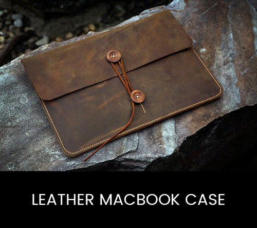 100% authentic 61ce6 e2010 Personalized leather phone wallet macbook sleeve leather notebook ...