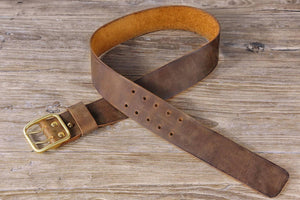 double prong men equipment gear belt