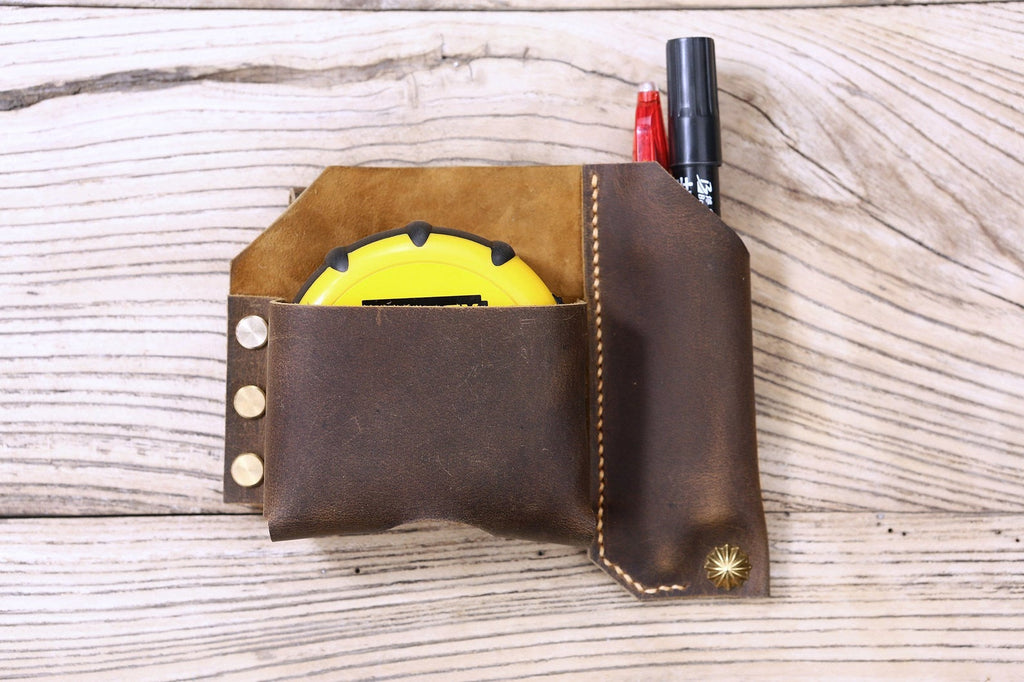 belt loop tape measure holster