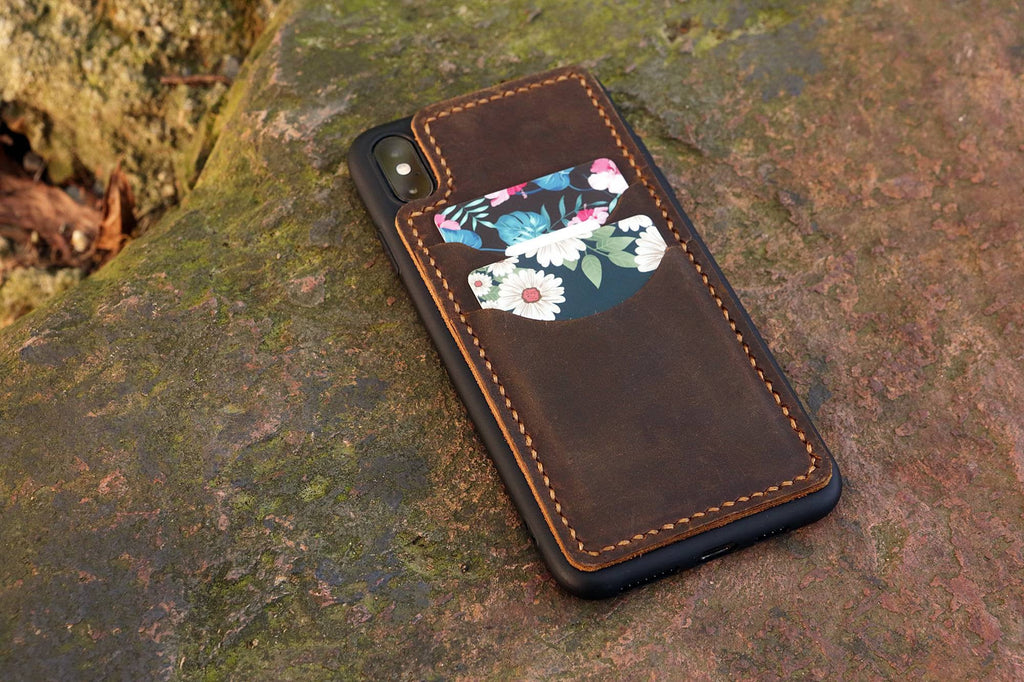 iPhone card case