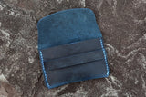 blue women card holder