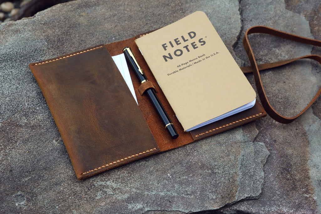midori style field notes cover