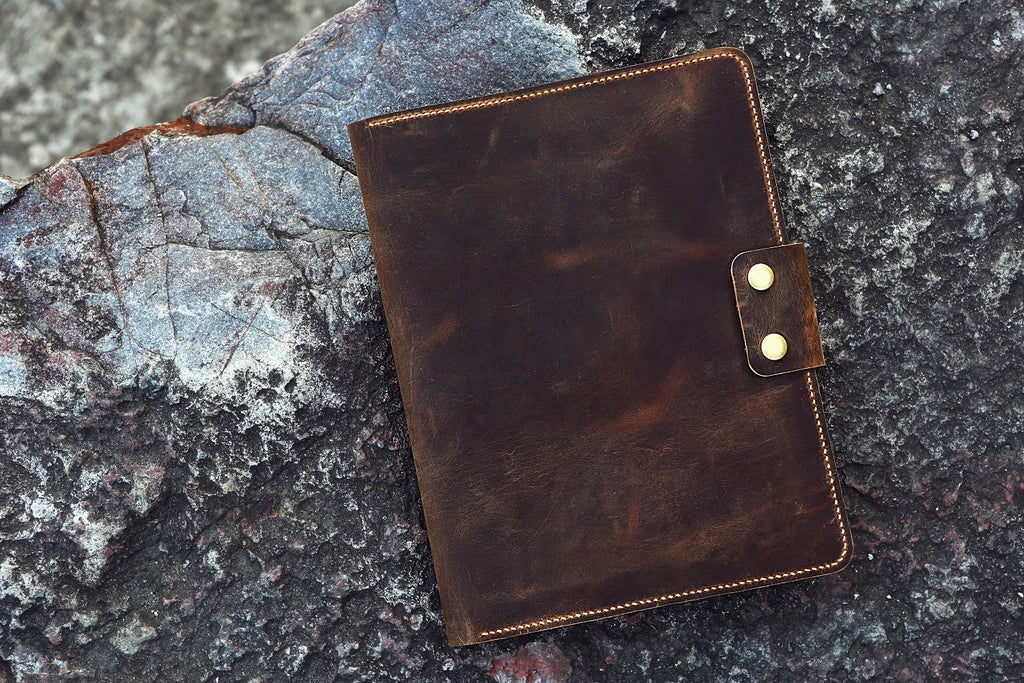 leather rocketbook cover
