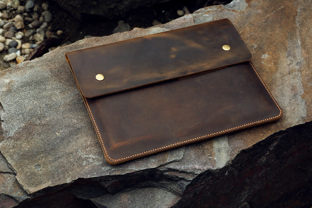 leather surface pro 6 cover