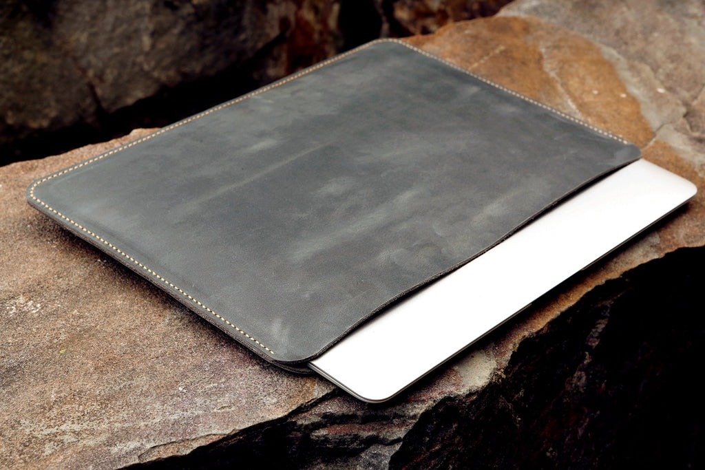 leather macbook pro case