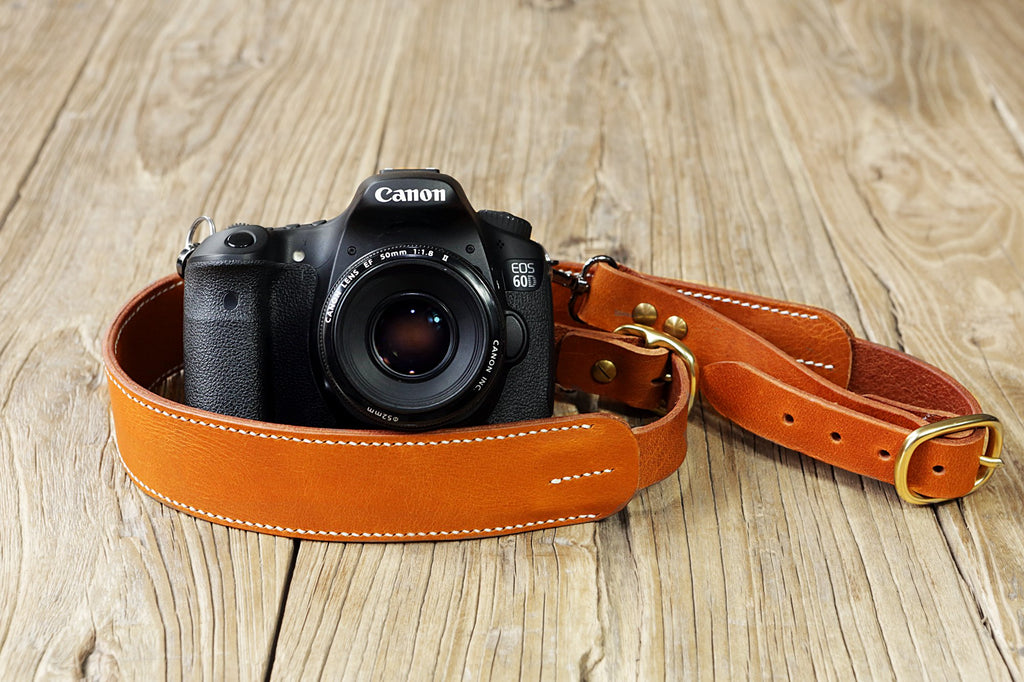 custom canon nikon camera straps
