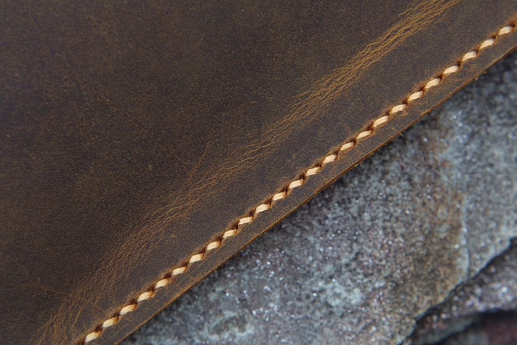 Genuine leather sleeve case for DELL New 2019 XPS 13 / 2018 XPS 15