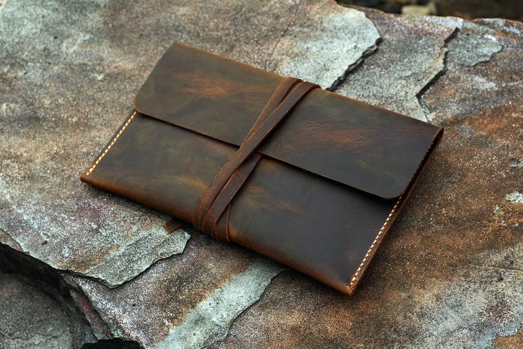 leather kindle case