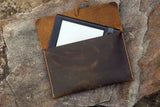 leather kindle voyage case