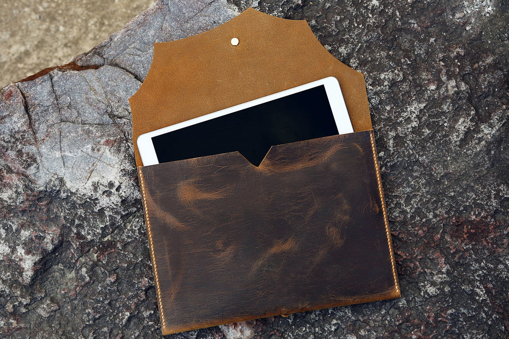 leather pouch for new iPad Pro 11