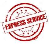 Additional Postage For Express Service