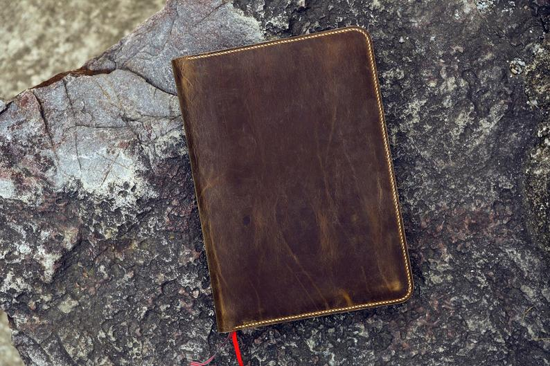 Leather cover for Leuchtturm1917 MASTER CLASSIC SLIM A4+ Notebook