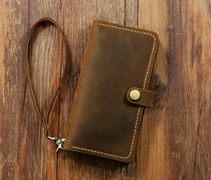 leather iPhone 6 wallet