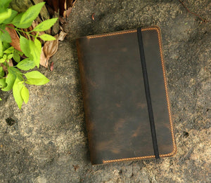 leather LEUCHTTURM1917 notebook cover