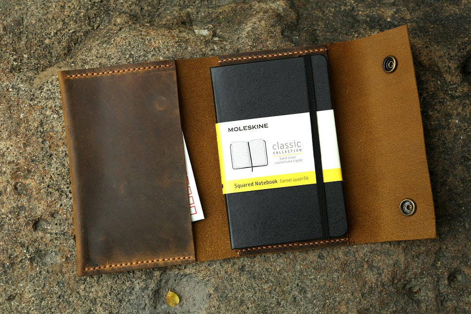 pocket size moleskine cover